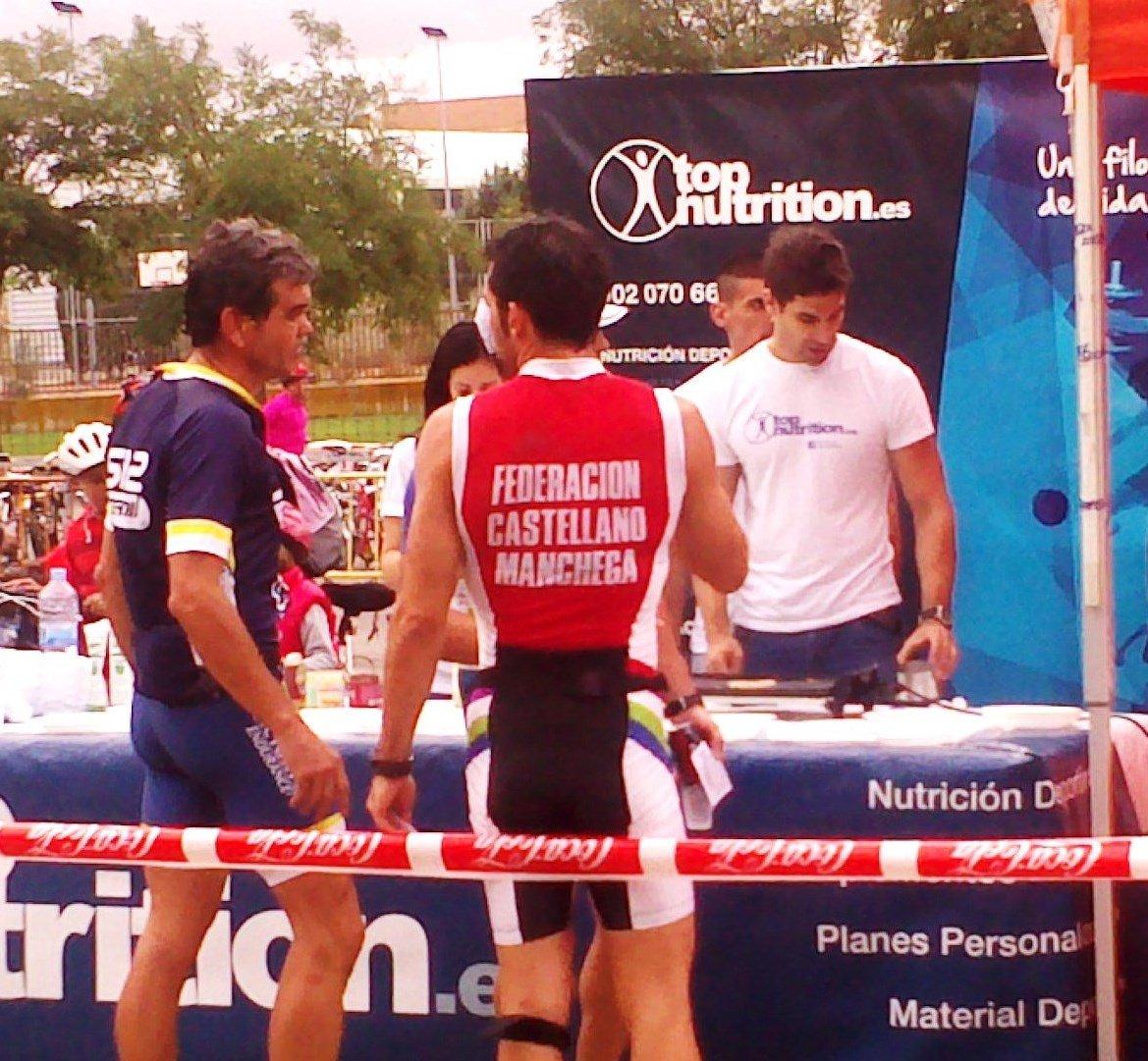 TopNutrition se va de duatlón en Madrid
