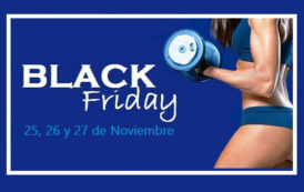 ¡Llega el Black Friday a Top Nutrition!