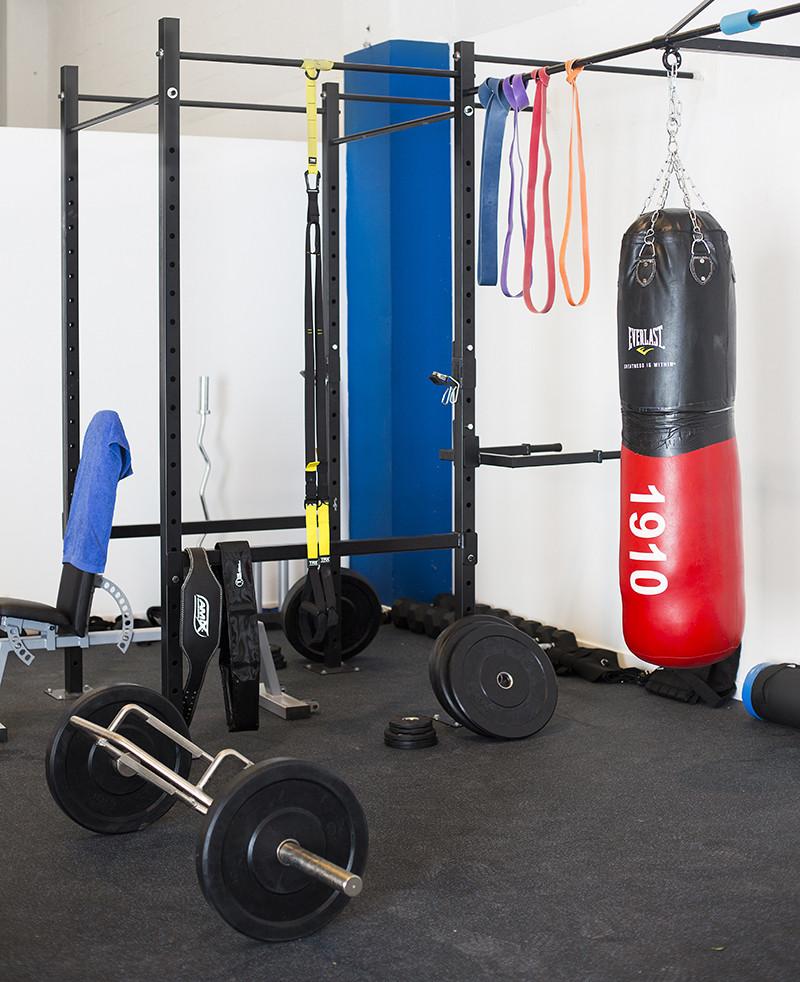 sala de entrenamiento 2