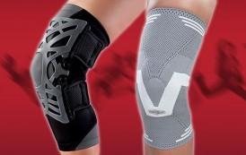 Las rodilleras biónicas para lesiones