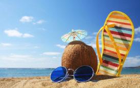 TopNutrition Doctor Esquerdo se toma vacaciones todos los domingos de agosto