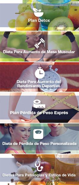 Dietas Personalizadas Online