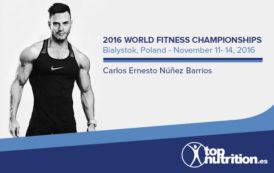 Nuestro compañero se clasifica para el Campeonato Mundial de Fitness en Polonia