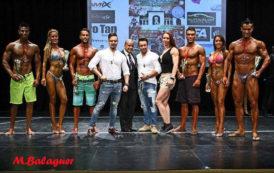 Éxito total del I Campeonato Feria de Albacete de Fisicoculturismo