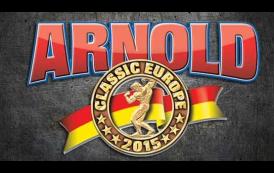 Un año más, sobreaforo en el Arnold Classic Europe