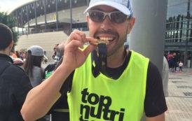 Maratón: mucho esfuerzo, buen avituallamiento y grandes sensaciones