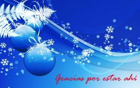 Top Nutrition os desea ¡Feliz Navidad!